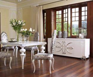 Mesas de comedor con estilo, elegantes y funcionales| Dehades