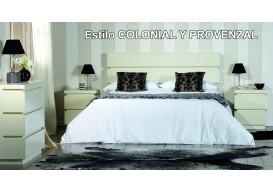 Estilo Colonial y Provenzal