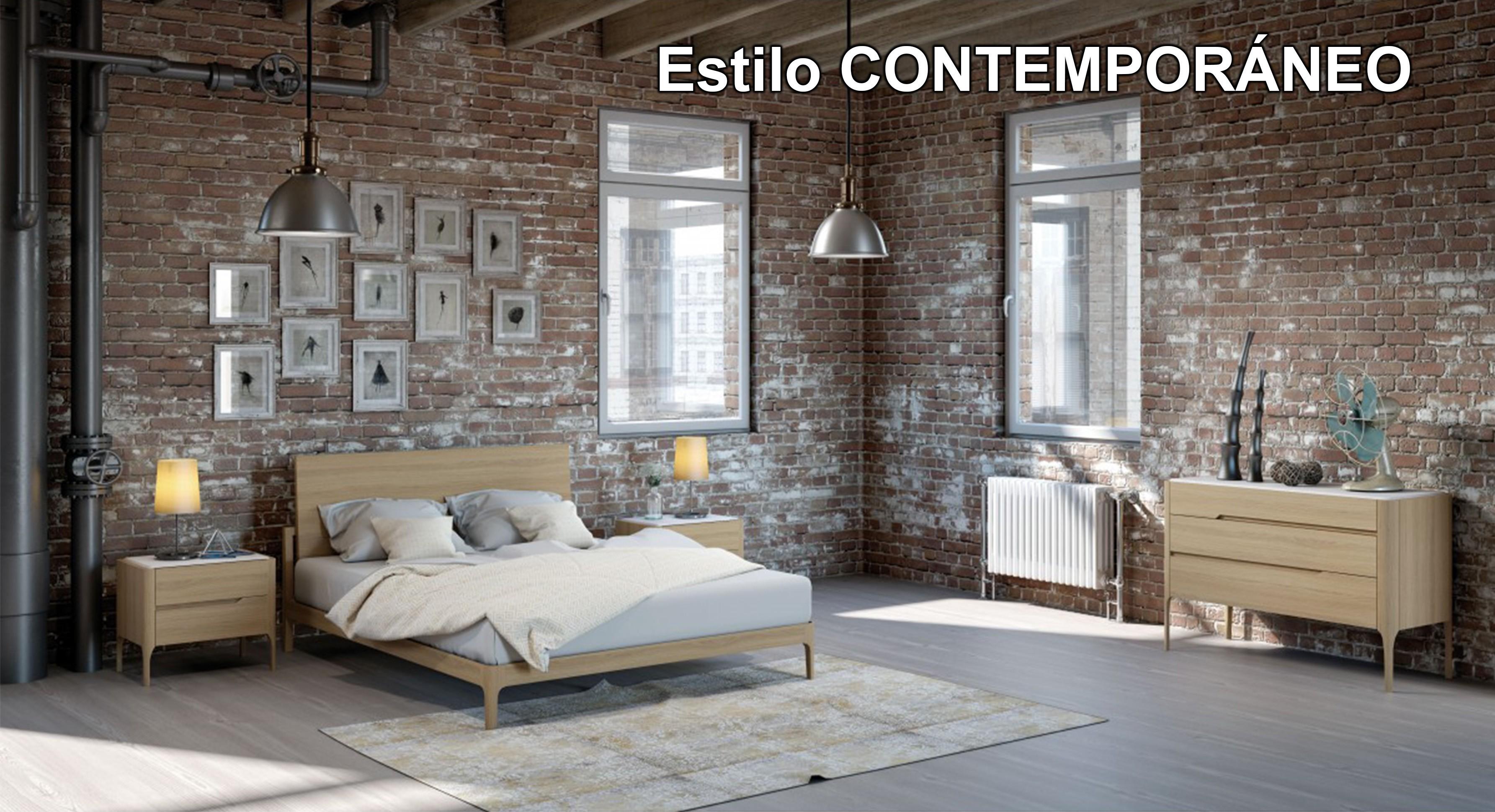 estilo contemporáneo